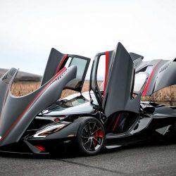La voiture la plus rapide du monde