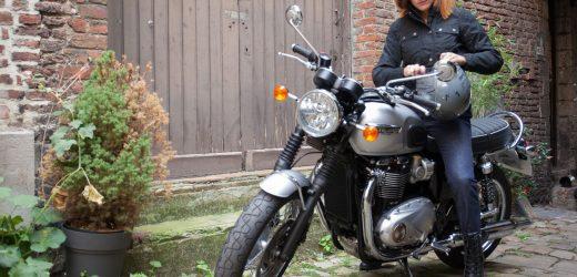 Les femmes aiment elles les motos ?