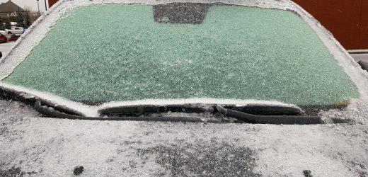 Comment protéger votre pare-brise du froid de l'hiver? Que faire s'il a déjà un impact ?