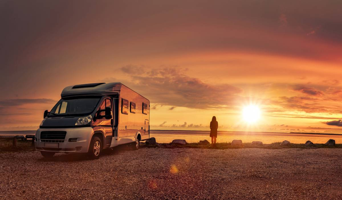 Changer sa caravane pour un  camping-car : les démarches