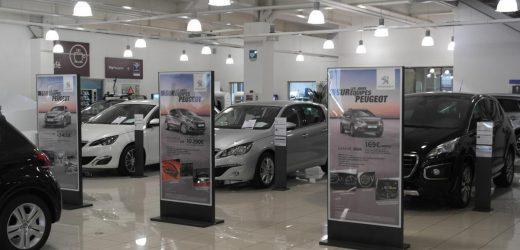 PSA Retail inaugure son nouveau site trimarque Parisien
